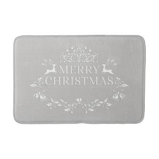 Tapis de bain de Joyeux Noël
