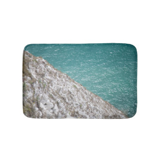 Tapis de bain de mer et de terre
