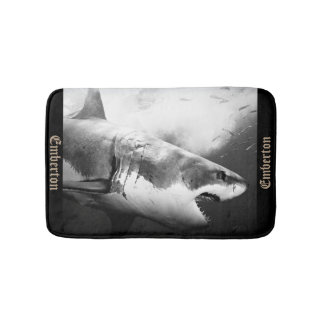 Tapis de bain d'Emberton de requin de Taureau