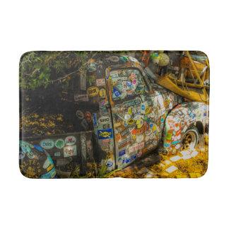 Tapis De Bain Key West est art, vieux camion pick-up