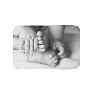 Tapis De Bain Mains et pieds de bébé