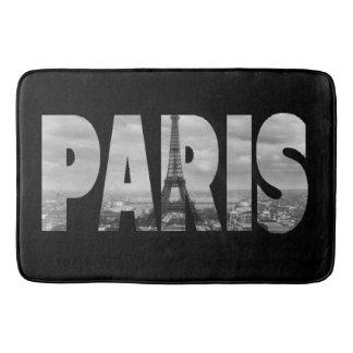 Tapis De Bain Paris frais et vintage et Tour Eiffel