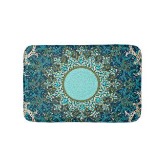Tapis de bain persan décoratif