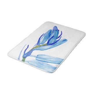 Tapis de bain pour aquarelle de peinture de