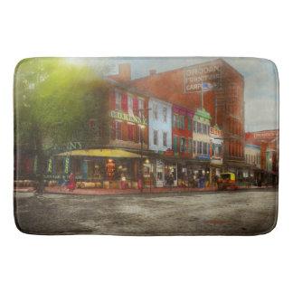 Tapis De Bain Ville - Washington DC - la vie sur 7ème St 1912