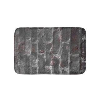 Tapis de brique tapis de bain