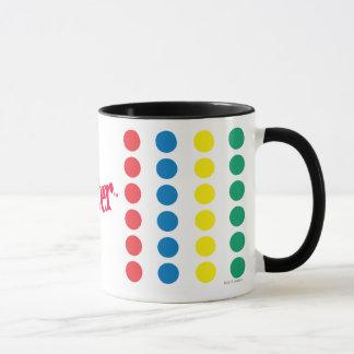 Tapis de jeu de tornade tasses
