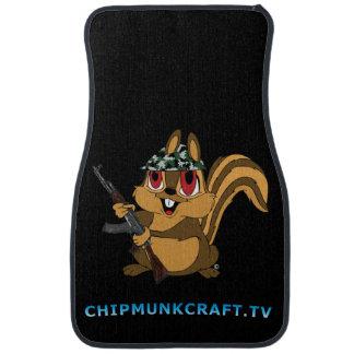 Tapis de plancher de ChipmunkCraft v2
