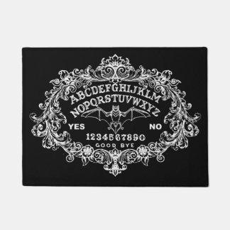 Tapis de porte baroque de conseil de sorcière