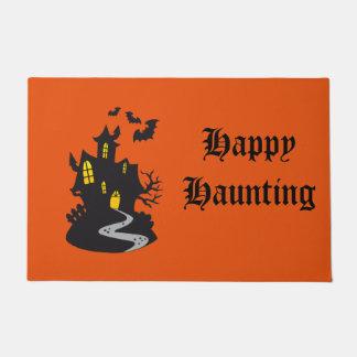 Tapis de porte de Halloween