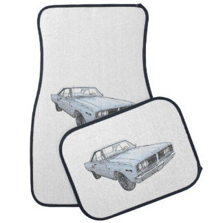 Tapis De Sol 1966 Dodge Coronet