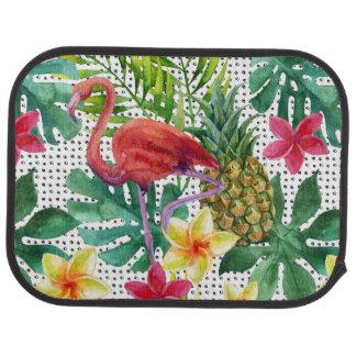 Tapis De Sol Aquarelle tropicale