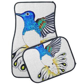 Tapis De Sol Art mignon de colibri