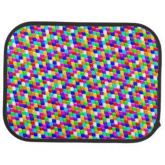 Tapis De Sol Cubes colorés