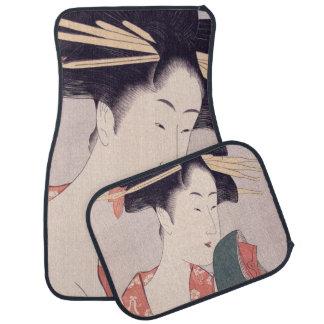 Tapis De Sol Geisha japonais