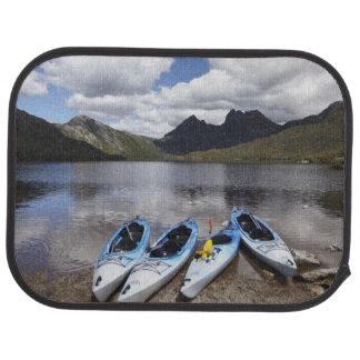 Tapis De Sol Kayaks, montagne de berceau et lac dove, berceau