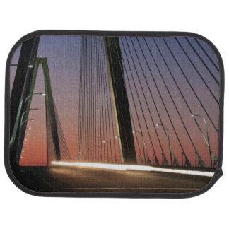 Tapis De Sol La Caroline du Sud, pont de Jr. d'Arthur Ravenel