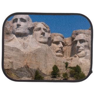 Tapis De Sol Le Dakota du Sud, clef de voûte, le mont Rushmore