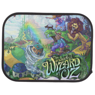 Tapis De Sol Magicien d'Oz