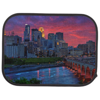 Tapis De Sol Sucrerie d'oeil de Minneapolis
