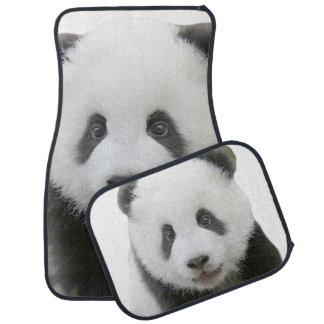 Tapis De Sol Visage de panda
