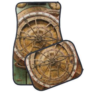 Tapis De Sol Visage d'horloge antique, Allemagne