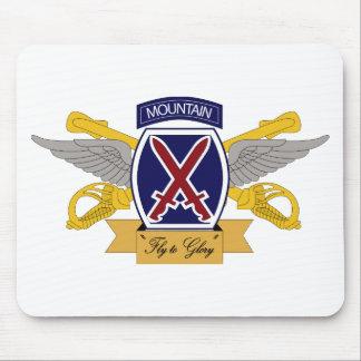 Tapis De Souris 10ème Aviation de Division de montagne (AVN)