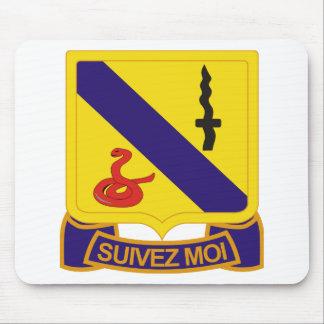 Tapis De Souris 14ème Régiment de cavalerie blindée