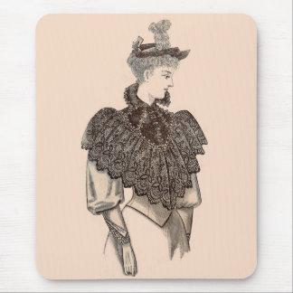 Tapis De Souris 1897 femmes victoriennes