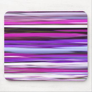 Tapis De Souris #2 abstrait : Tache floue pourpre