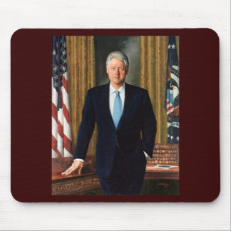 Tapis De Souris 42 Bill Clinton