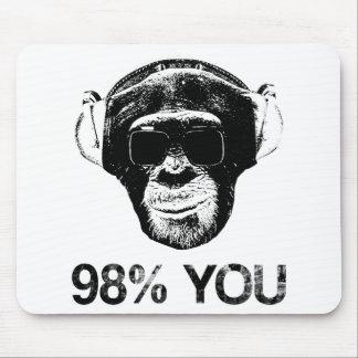 TAPIS DE SOURIS 98% VOUS