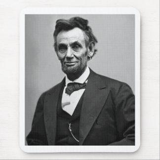 Tapis De Souris Abraham Lincoln