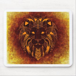 Tapis De Souris Abrégé sur animal sauvage de lion