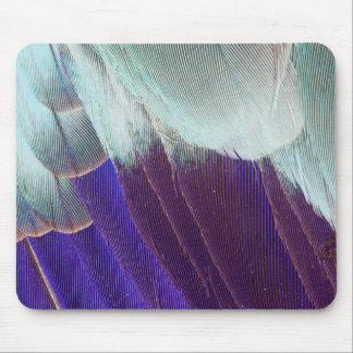 Tapis De Souris Abrégé sur lilas plume de rouleau de Breasted