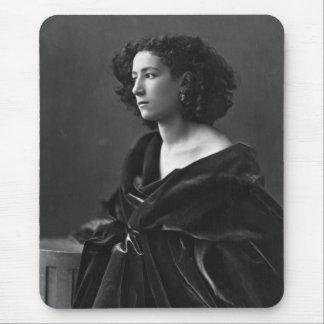 Tapis De Souris Actrice française Sarah Bernhardt par Félix Nadar