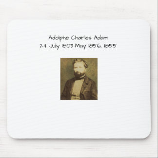Tapis De Souris Adolphe Charles Adam, 1855