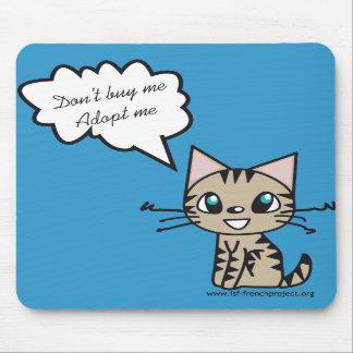Tapis de souris Adopt me