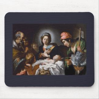 Tapis De Souris Adoration des bergers