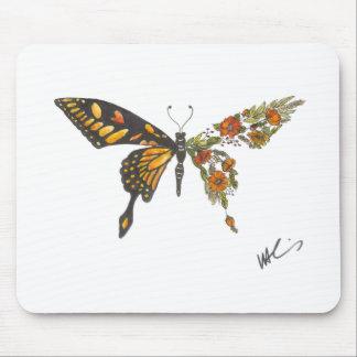 Tapis De Souris Ailes de papillon
