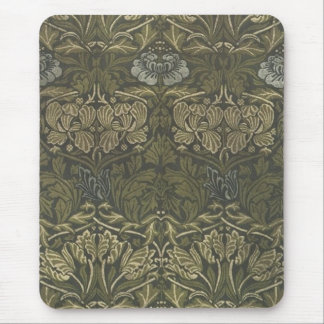Tapis De Souris Aimant de conception de tissu de William Morris