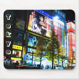 Tapis De Souris Akihabara (ville électrique) à Tokyo, Japon