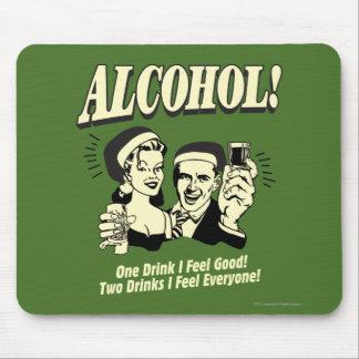 Tapis De Souris Alcool : Une boisson que je me sens bien