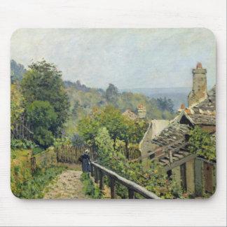 Tapis De Souris Alfred Sisley | Louveciennes, les tailles à