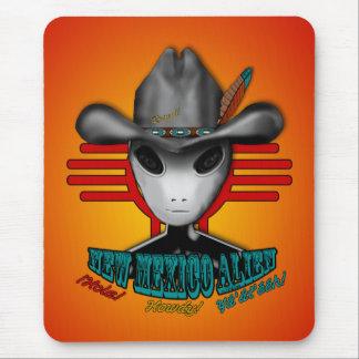Tapis De Souris Alien du Nouveau Mexique