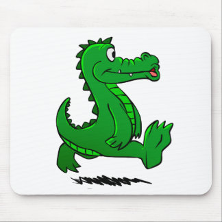 Tapis De Souris Alligator courant