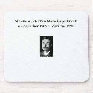 Tapis De Souris Alphons Johannes Maria Diepenbrock 1890