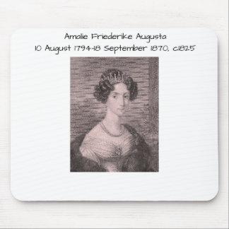 Tapis De Souris Amalie Friederike Augusta c1825