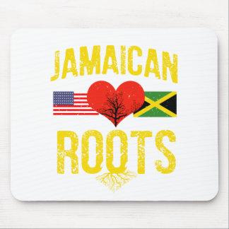 Tapis De Souris Américain jamaïcain