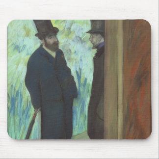 Tapis De Souris Amis d'Edgar Degas | au théâtre